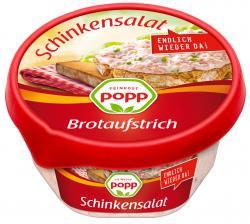 Popp Brotaufstrich Schinkensalat