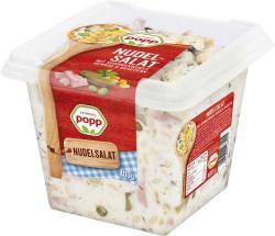 Popp Nudelsalat mit Schinkenwurst