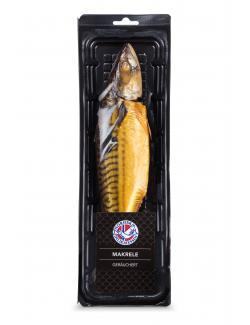 Norfisk Makrele ganz geräuchert