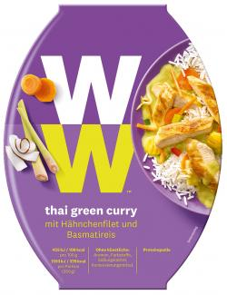 Weight Watchers Thai Green Curry