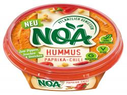 NOA Brotaufstrich Hummus Paprika-Chili
