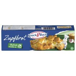 Knack & Back Ofenfrisches Zupfbrot Knoblauch & Kräuter