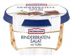 Homann Rinderbraten-Salat mit Trüffel