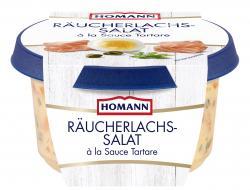 Homann Räucherlachs-Salat à la Sauce Tartare