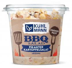 Kühlmann BBQ Pikanter Kartoffelsalat mit Bacon