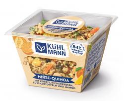 Kühlmann Hirse-Quinoa-Salat mit Kürbis, Kichererbsen, Süßkartoffeln & Mango