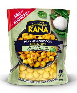 Giovanni Rana Gefüllte Pfannen-Gnocchi Spinat & Mozzarella