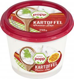 Popp Kartoffel Creme-Dip