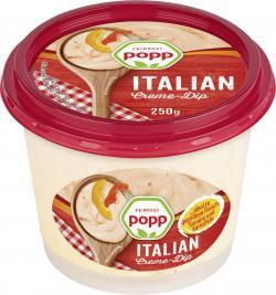 Popp Italian Creme Dip