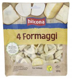 Hilcona Tortelloni gefüllt 4 Formaggi