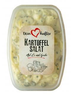 Golßener Dein herzhafter Kartoffelsalat mit Ei + Gurke