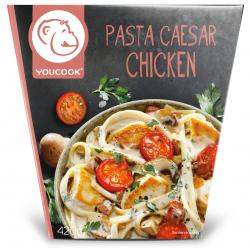 Youcook Pasta Caesar Chicken