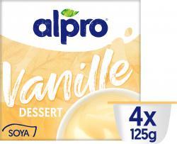 Alpro Soja-Dessert Feine Vanille UHT vegan