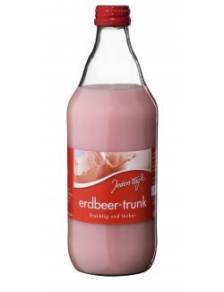 Jeden Tag Erdbeer-Trunk (500 ml) - 4000349789709
