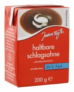 Jeden Tag H-Schlagsahne 30% (200 g) - 4306188354680