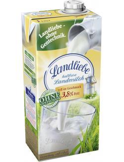 Landliebe Haltbare Landmilch 3,8% Fett (1 l) - 4040600990000