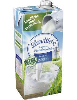 Landliebe Haltbare Landmilch 1,5% Fett (1 l) - 4040600990031