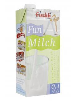 Frischli Fun Milch 0,1%
