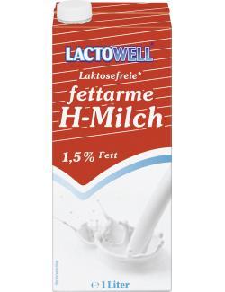 Lactowel Fettarme H-Milch 1,5% (1 l) - 4062800003311