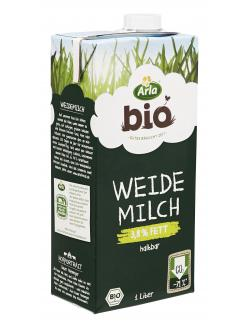 Arla Bio Weidemilch haltbar 3,8% Fett
