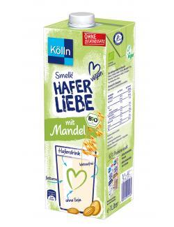 Kölln Smelk Haferdrink Mandel (1 l) - 4000540004182