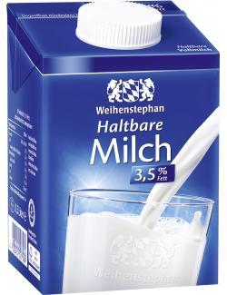 Weihenstephan Haltbare Milch 3,5%