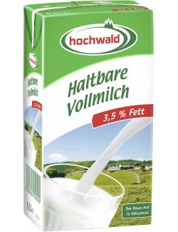 Hochwald Haltbare Vollmilch 3,5% (500 ml) - 4003490037033