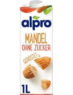 Alpro Mandel ohne Zucker