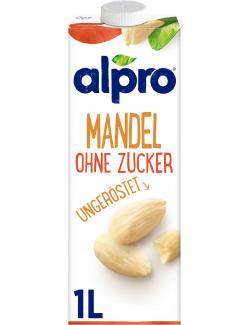 Alpro Mandeldrink Ohne Zucker Ungeröstet UHT vegan