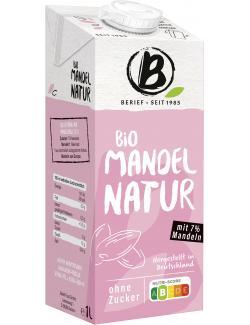 Berief Bio Mandeldrink natur ungesüßt