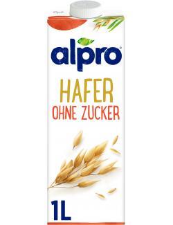 Alpro Hafer Drink ohne Zucker
