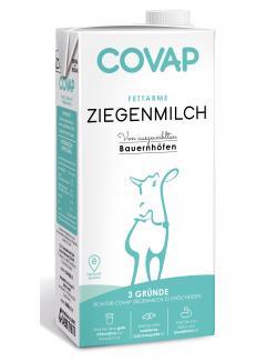 Covap Ziegenmilch fettarm 1,5%