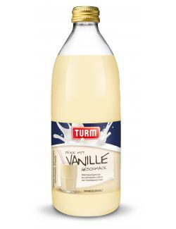 Turm Drink mit Vanillegeschmack