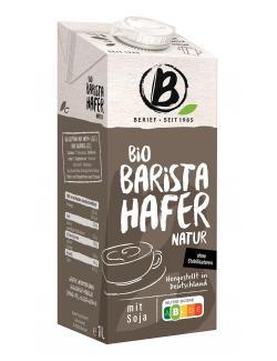 Berief Bio Barista Haferdrink mit Soja