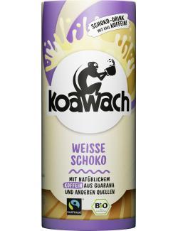 Koawach Weisse Schoko-Drink mit Koffein