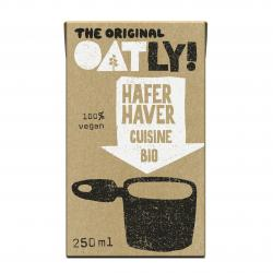 Oatly Hafer Cuisine Bio