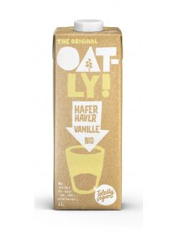 Oatly Hafer Vanille Bio