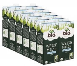 Arla Bio Weidemilch haltbar 1,5% Fett