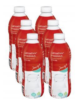 Jeden Tag Laktosefreie H- Milch 3,5%