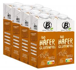 Berief Bio Hafer Drink Natur glutenfrei