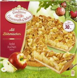Coppenrath & Wiese Alt-Böhmischer Apfelkuchen (1,25 kg) - 4008577000405