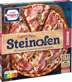 Original Wagner Steinofen Pizza Schinken
