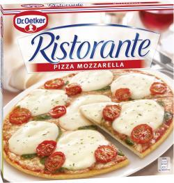 Dr. Oetker Ristorante Pizza Mozzarella (335 g) - 4001724819806