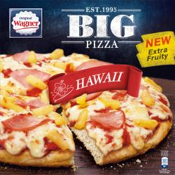 Original Wagner Big Pizza Hawaii (420 g) - 4009233012299