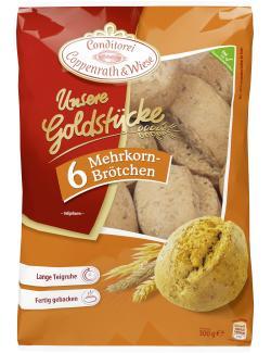 Coppenrath & Wiese Unsere Goldstücke Mehrkornbrötchen (6 St.) - 4008577006025