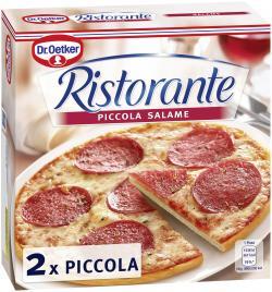Dr. Oetker Ristorante Piccola Pizza Salame