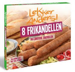 Lekker & Anders Frikandellen holländische Bratrollen
