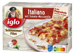 Iglo Schlemmer Filet Italiano