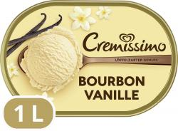 Cremissimo Bourbon Vanille Eis