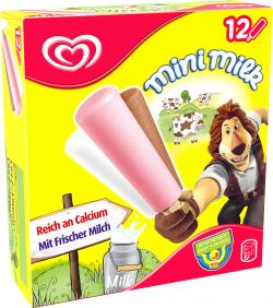 Mini Milk Eis (12 St.) - 8000920461747
